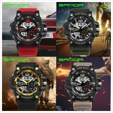 SANDA 759 G Style Military Sports Men's Shockproof Digital Watch