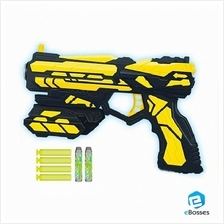 New Extra-Dimensional Ares Fangs Soft Bullets Toy Pistol
