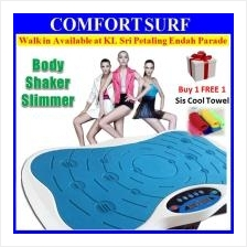 999 Adjustable Speed Whole Body Vibration Shaker Slimming Ez Shaper