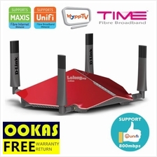 D-Link DIR-885L AC3150 Wireless Dual Band Router Unifi Maxis Fiber