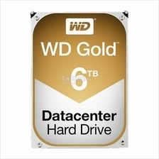 WESTERN DIGITAL GOLD (RE) 3.5' 6TB 7200RPM SATA 6GB/S (WD6002FRYZ)