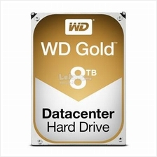WESTERN DIGITAL GOLD (RE) 3.5' 8TB 7200RPM SATA 6GB/S (WD8003FRYZ)