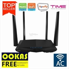 TENDA AC1200 Wireless Dual Band UniFi Router WiFi AC6