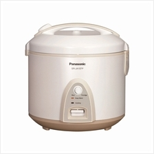 Panasonic Jar Rice Cooker SR-JA157P (1.5L) Black ­ Coated Non-Stick Pan