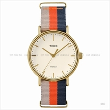 TIMEX TW2P91600 (U) Weekender Fairfield Slip-Thru nylon orange blue