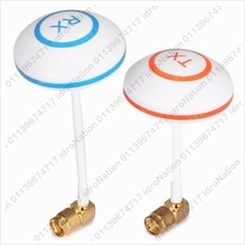 FPV 5.8g 5.8 GHz 5.8GHz Circular Polarized Antenna Clover Leaf Mushroo