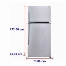 LG Refrigerator GN-M602HLHL (515 L) Inverter Compressor