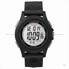 TIMEX TW4B09900 (M) Expedition Basic Digital mixed nylon leather black