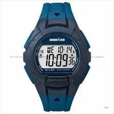 TIMEX TW5M11400 (M) IRONMAN Essential 10 resin strap blue