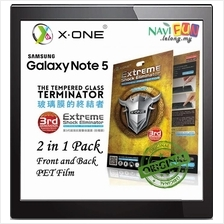 ★ X-One, Screen Protector (3rd Generation) for Note 5