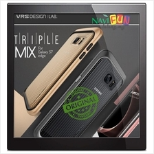 ★ Verus VRS Design S7 Edge Case - Triple Mixx [Clear Back]