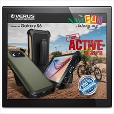 ★ Verus Samsung Galaxy S6 Case Hard Drop Thor Active Series