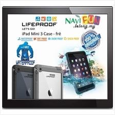 ★ Lifeproof Waterproof Case for iPad Mini 3 Case - frē Series