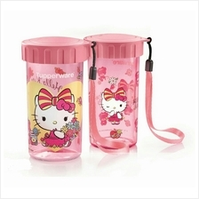 Tupperware Hello Kitty Flask (2) 310ml