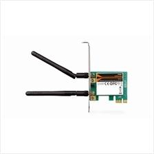 D-LINK WIRELESS N300 PCI-E L.P BRACKET ADAPTER (DWA-548)