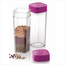 Tupperware Premium Canister Set (2) 840ml
