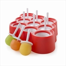 Mini Pops Moulds - Mini Lollipops Ice-Cream Maker