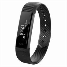 ID115 0.86' OLED Screen Fitness Tracker Smartband