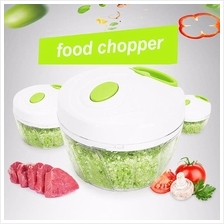 Multi-Function Manual Food Shredder Hand pull Kitchen Chopper