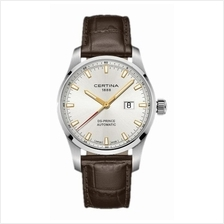 CERTINA C008.426.16.031.00 DS Prince Date Gent Automatic LSB Silver
