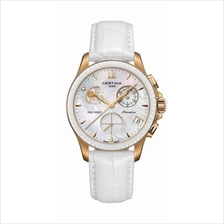 CERTINA C030.250.36.106.00 DS First Chrono Moon Phase Lady LSB MOP