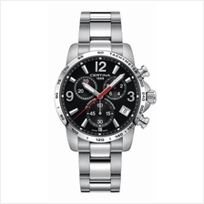 CERTINA C034.417.11.057.00 DS Podium Chrono Gent Quartz SSB Black