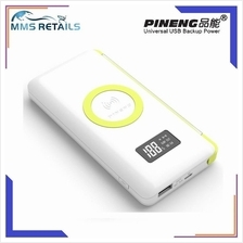 100% Original PowerBank Pineng Pn888 Pn-888 10000mah Power Bank QC 3.0