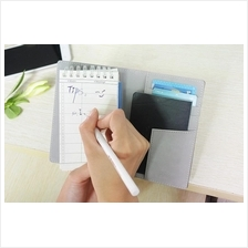 Stable Passport Holder Cover Note Sleeve