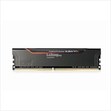 KLEVV FIT4 8GB DDR4 2400MHZ CL15 GAMING MEMORY RAM (FIT48)