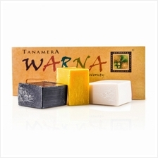 Tanamera Warna Soap Gift Set (3pcs)
