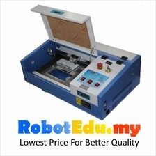 3020 CO2 Laser CNC Machine 40W 50W Engraving ; Cutting Rubber Stamp