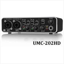 BEHRINGER AUDIO INTERFACES UMC-202HD / UMC-22