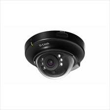 D-LINK MINI DOME HD WIRED IP CAMERA WITH POE (DCS-6004L)