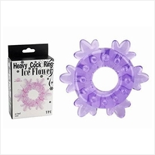 Toys HEAVY COCK RING STIMULATOR Man Sex Play