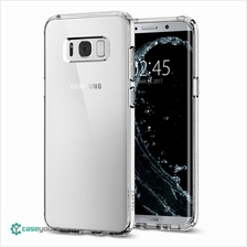 Spigen Ultra Hybrid Samsung Galaxy S8  & Plus Bumper Case Cover Casing