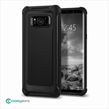 Spigen Extra Rugged Armor Samsung Galaxy S8  & Plus + Carbon TPU Bumpe
