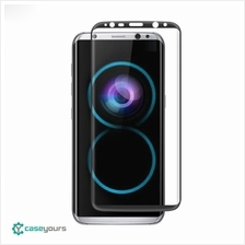 Baseus 3D Arc Samsung Galaxy S8  & Plus + Full Screen 3D Curved Temper