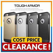 Apple iPhone 5 5S SE 6 6 Plus SPIGEN SGP Tough Armor Cover Case Casing