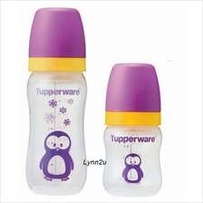 Tupperware Baby Bottle with Teat 5 oz (1), 9 oz (1)