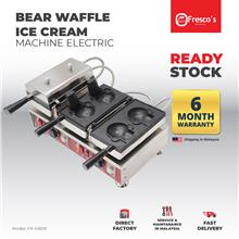 Bear Waffle Ice Cream Maker