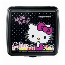 Tupperware Hello Kitty Hello Kitty Sandwich Keeper (1) - Black