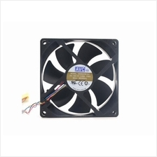 Genuine New DELL AVC DS09225B12U DC 12V 0.56A PC server fan 4 wire 9cm