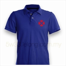 X-men Royal Blue Polo Shirt
