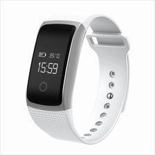 A09 REAL-TIME HEART RATE SMART BRACELET BLOOD OXYGEN PRESSURE MONITOR FATIGUE