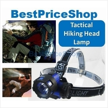 High Bright LED Headlight Sports Head Lamp Hiking Camping Torch Light