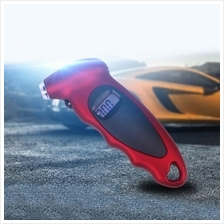 LCD LED Digital Auto Car Motorcycle Tire Tyre Air Pressure Gauge Teste
