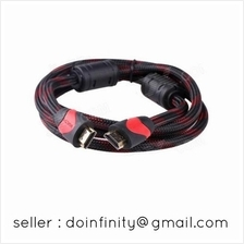 High-Speed HDMI A Male to Male Cable 1.5 Meters TV PS3 PS4 AV PC Astro