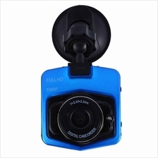 RH - H400 FULL HD 1080P MINI CAR CAMERA DVR DETECTOR PARKING (BLUE)