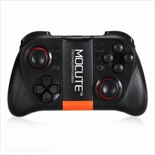 MOCUTE - 050 BLUETOOTH 3.0 WIRELESS GAMEPAD GAME CONTROLLER (BLACK)