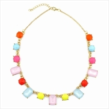 YOUNIQ-Basic Candy Bohemian Women Necklace